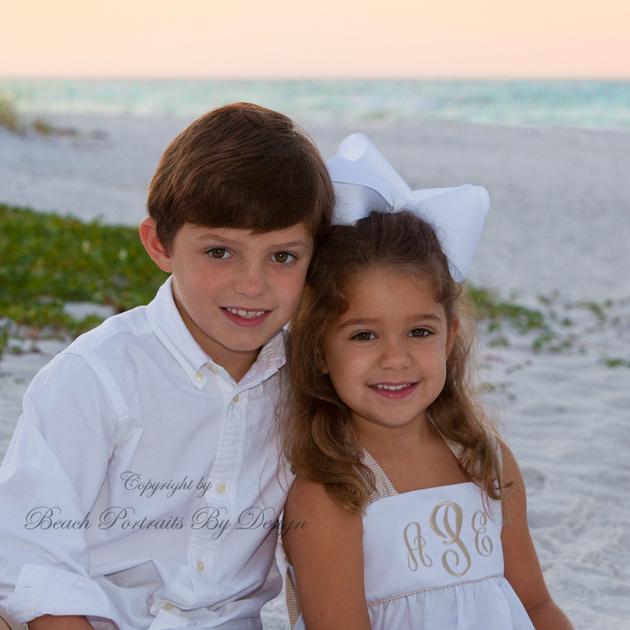 beach treasure family beach photos Destin FL