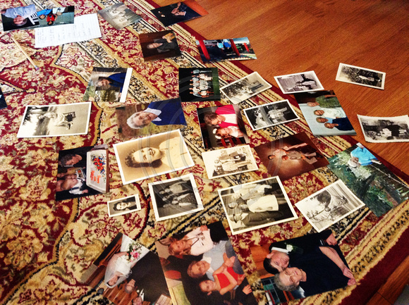 Choose to print photos so you can have memories to hold on to.