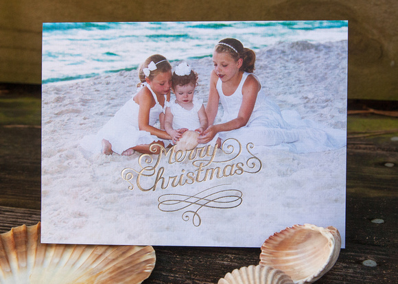 Foil Cards with Gold, Silver, or Black Foil Stamped, add some bling to your cards
