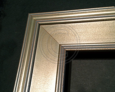 Beautiful Silver Frame for your beach pics