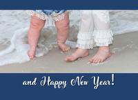 baby beach feet