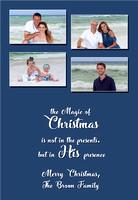 Holiday Cards custom designed