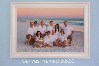Our best canvas photo option for photography.