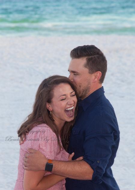 Marriage Proposal Pop Up Destin, FL