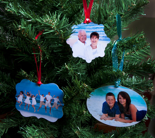 New Photo Ornaments for your Christmas Tree