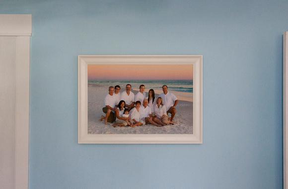 Wall Portrait Size Canvas Gallery Wrap 20 x30