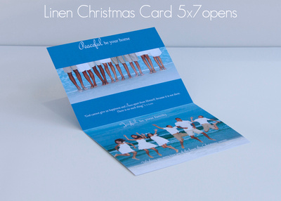 Cardstock Custom Photo Cards from your your beach pictures.