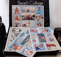 Choose Framed Collage by adding $200